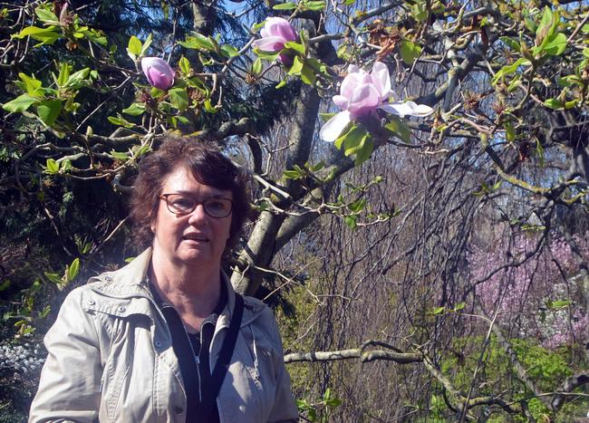 Promenade avec Arlette au Jardin Albert Kahn