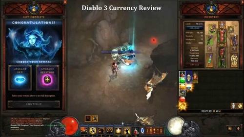 Currency Of Diablo - Blood shard