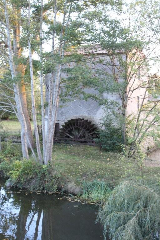 Pont du Gourgé et moulin (3)