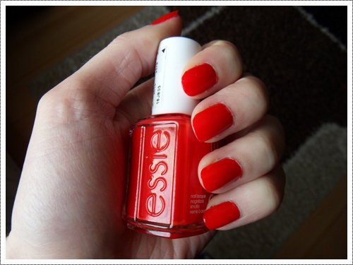 Vernis Essie (n°244 : Snap happy)