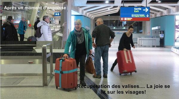 Norvège 2018- Jour 7- Le retour.