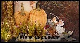 Blog d'automne