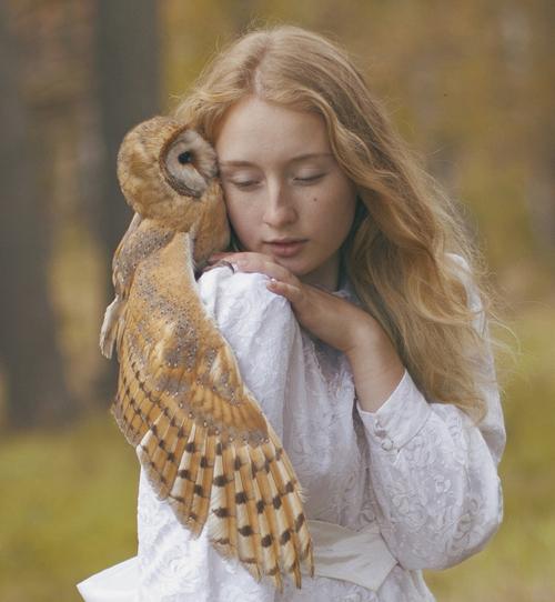 Katerina Plotnikova et son pays des merveilles