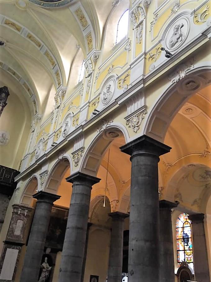 Collégiale Saint-Denis de Liège.