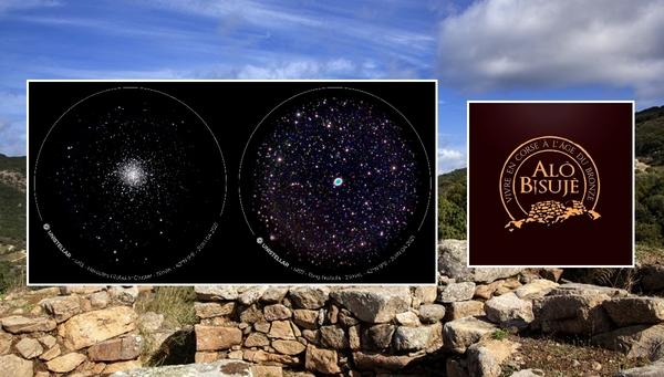 14 août 2021 à 21h30 - Découverte de la voûte céleste et observation au télescope