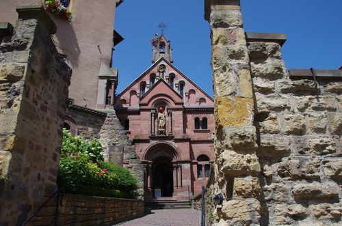 Images d'Alsace, Eguisheim