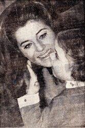 Vendredi 28 février 1969 : défilé de mode.