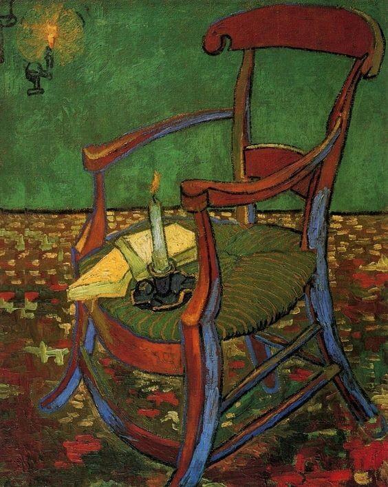 Samedi - Le tableau du samedi : Incroyable Van Gogh, le fauteuil de Gauguin
