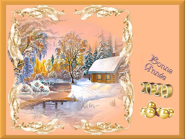 Cartes de Vœux 1