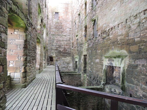 Retour vers Edimbourg - Jour 7 - Road Trip écossais