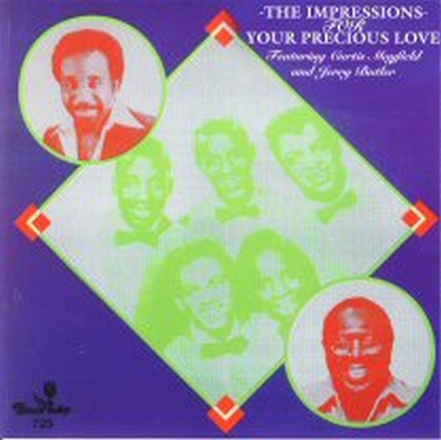 The Impressions : Discographie