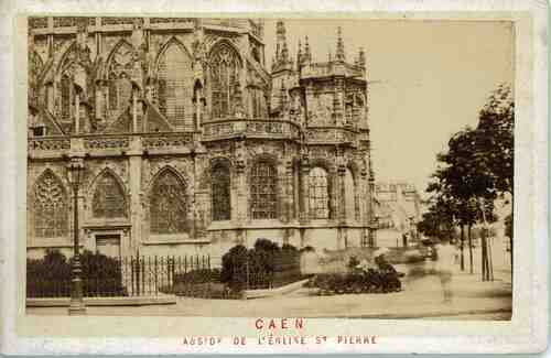 Caen au XIXe siècle  (2)