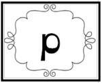 Le son p