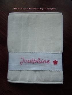 Un carnet de santé pour Joséphine