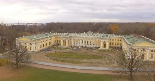 Le Palais Alexandre rénové
