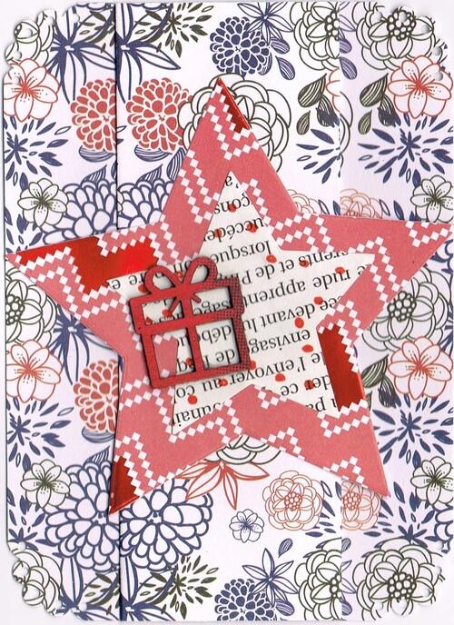 cartes de Noël reçues