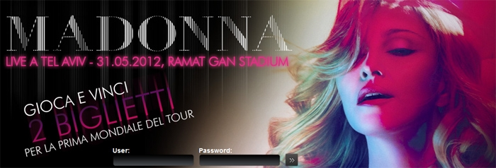 MDNA Tour - 105FM
