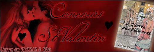 Concours Coup de ♥ - St Valentin