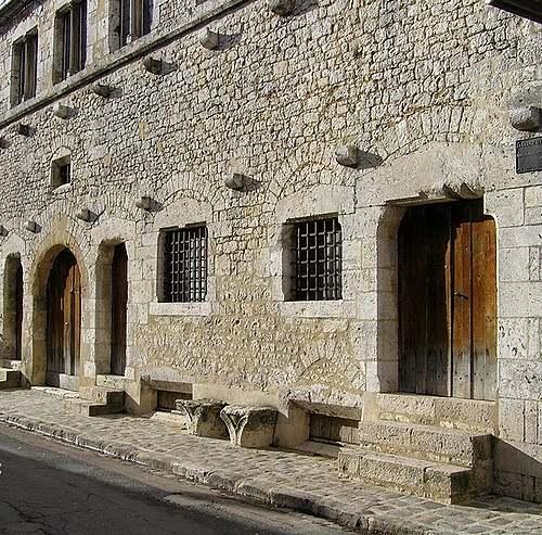 Provins, promenade au Moyen-Âge