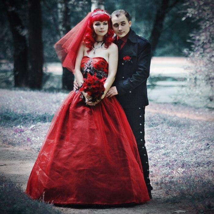 Mariages gothiques