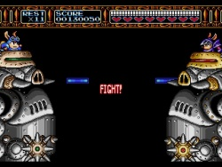 [Test #02] Rocket Knight Adventure (Megadrive)