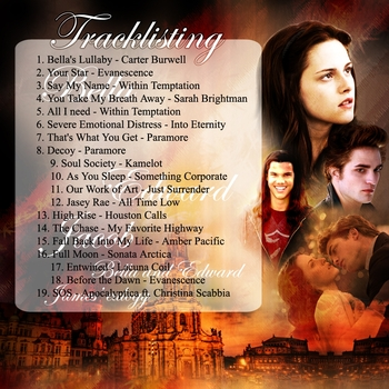ost - twilight