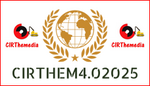 CHINE: CIRTHEM4.02025 et ses strictes distinctions.