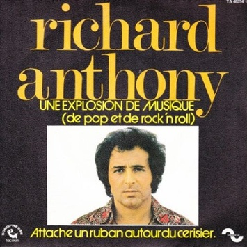Richard Anthony, 1974