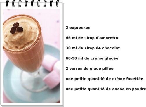 Milk-shake Paradis
