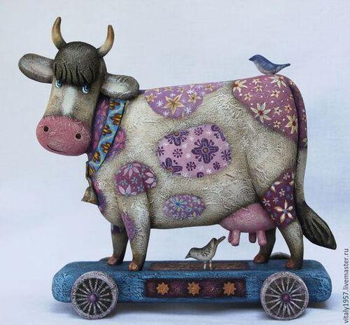 De belles vaches