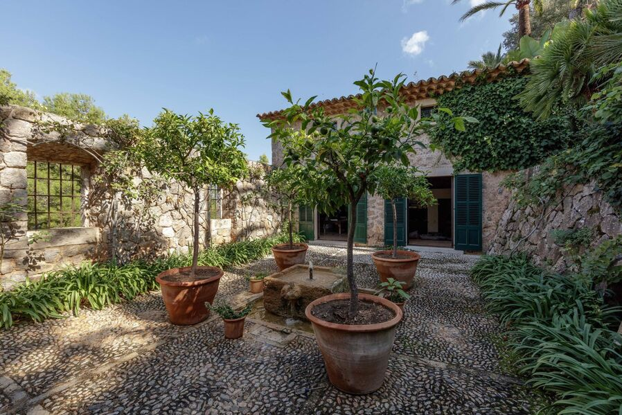 La maison de mes rêves à Majorque ressemblera un peu à ça ....