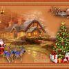 créa défi Noël
