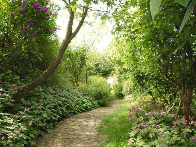 Jardin du Mont des Récollets.