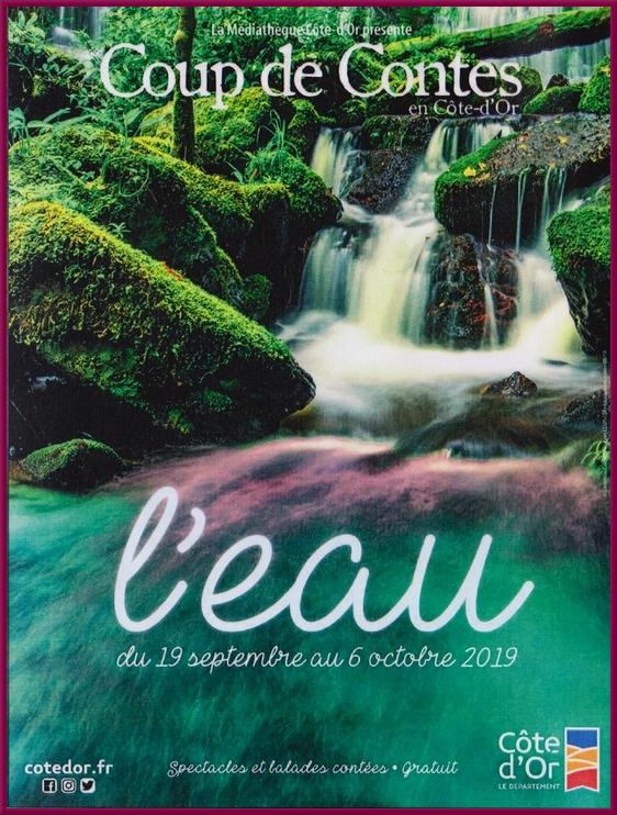 """""""La vieille femme et le vieil étang"""", un conte de Rémy Cochen,  proposé par la Bibliothèque Municipale de Châtillon sur Seine"""