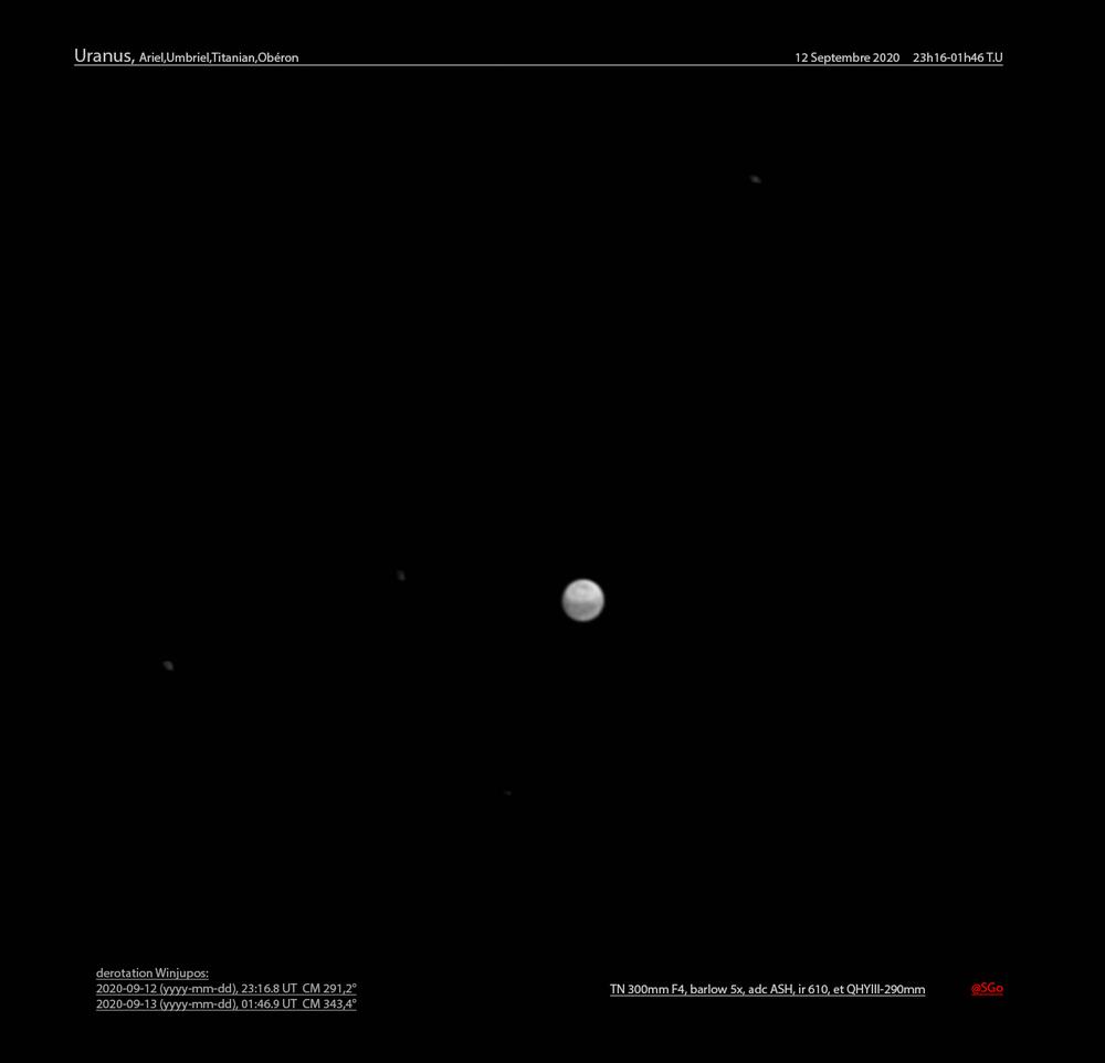 Uranus,le 12 septembre