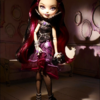 Photoshoot - Raven Queen doll (1)