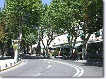 Forcalquier, rue
