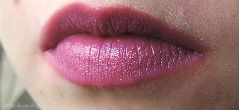 I wasn't mixed up le violet des frileuses !