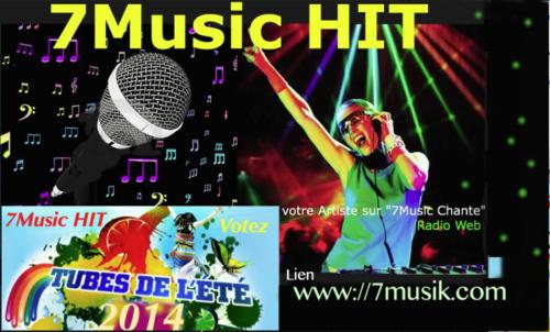 """LE """"TUB"""" DE L'ETE DU HIT 7 MUSIC : et les vainqueurs sont ..."""