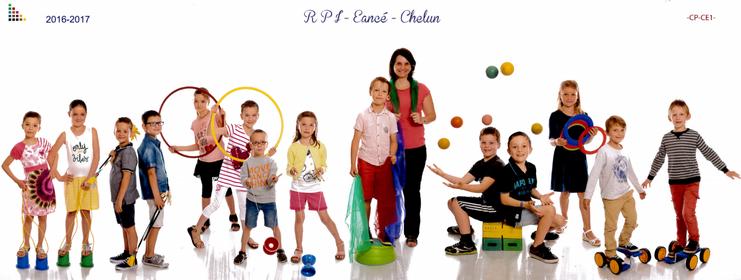 Classe 2: CP CE1