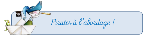 "Escape Game "" Pirates à l'oabordage !"""