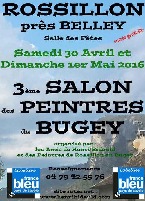 3ème Salon des Peintres du Bugey