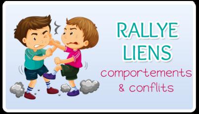 Rallye-liens : gestion des conflits
