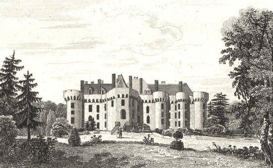 Château d'Heilly