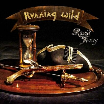 Running Wild - Rapid Foray (2016)