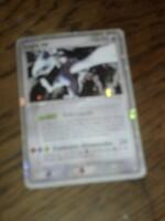 Mes cartes rares