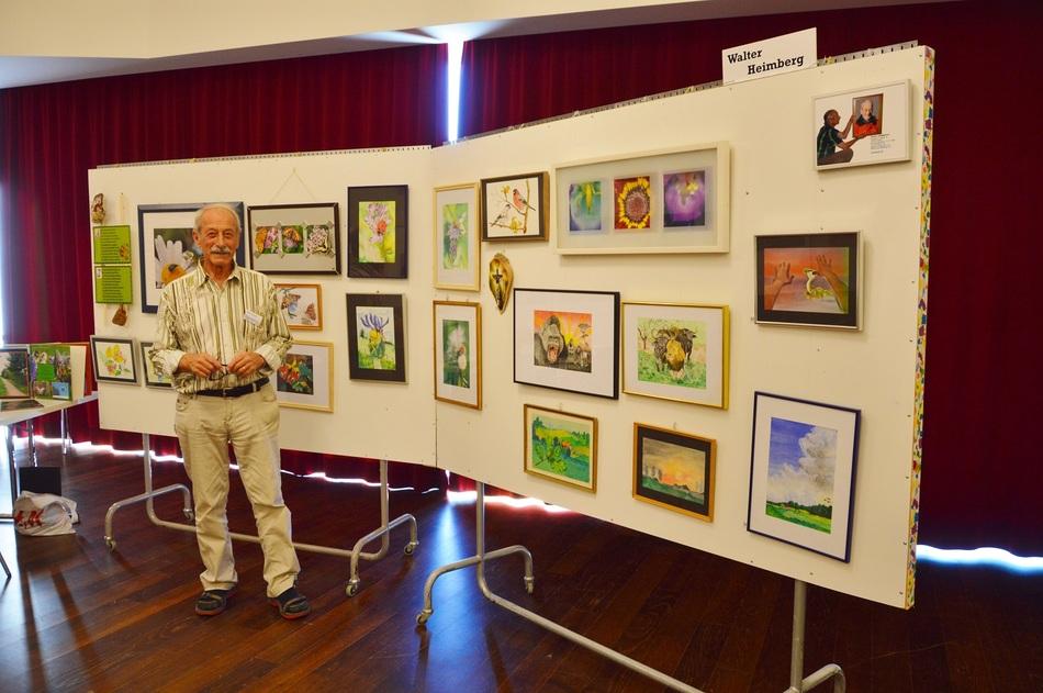 Exposition collectif d'artistes Commune de Courtepin et d'ailleurs
