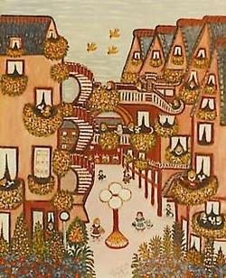 Le village de Preux