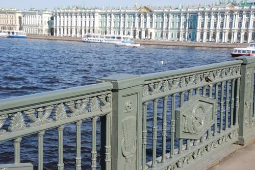 De zolis ponts, pataponts, à St Petersbourg (photos)