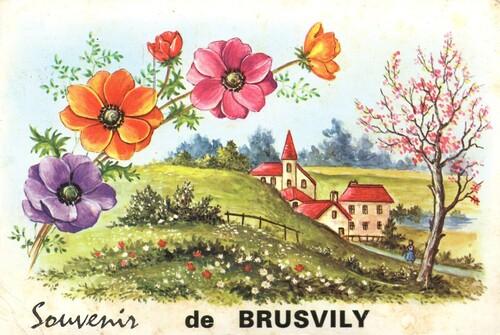 Un joli coin de Bretagne ! Carte ( courrier familial )
